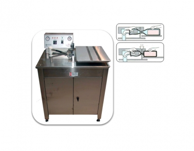 Packaging machine of cheese products(seamer with clips) SYSK-50