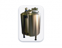 Steamers for dairy product culture Closed type BK-300
