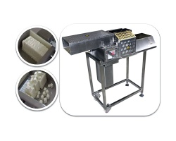 Cheese products cutting machine in cubes KFK-20