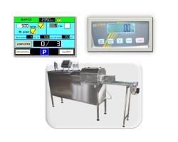 Αυτόματη Οριζόντια Κοπτική Μηχανή για τον τεμαχισμό φέτας, κασεριού LFCC-100SA